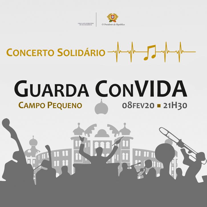 Banda Sinfónica da GNR dá concerto pelo IPO