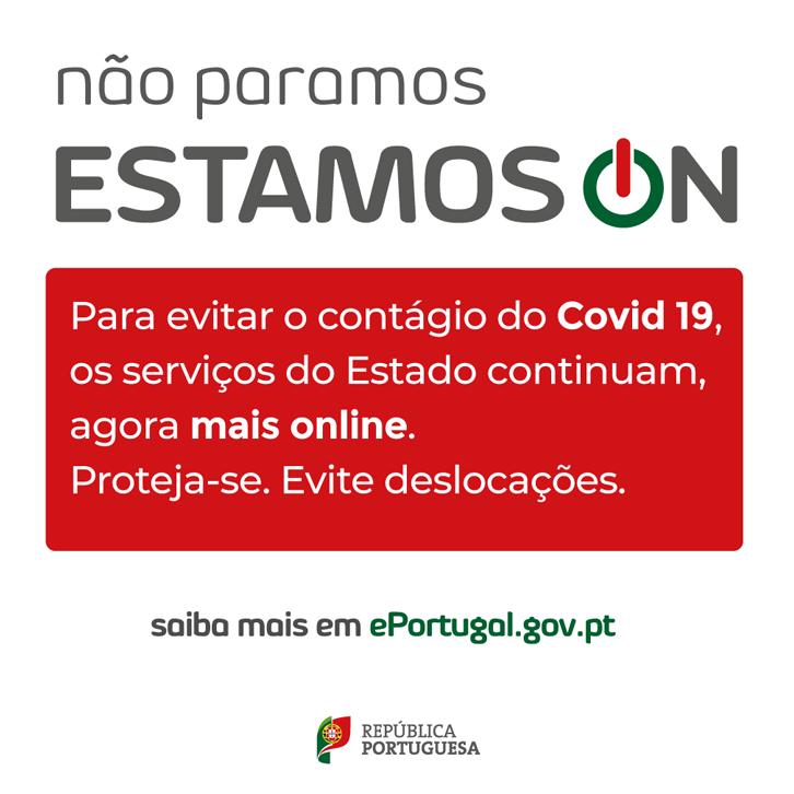 COVID-19: Governo lança site e app