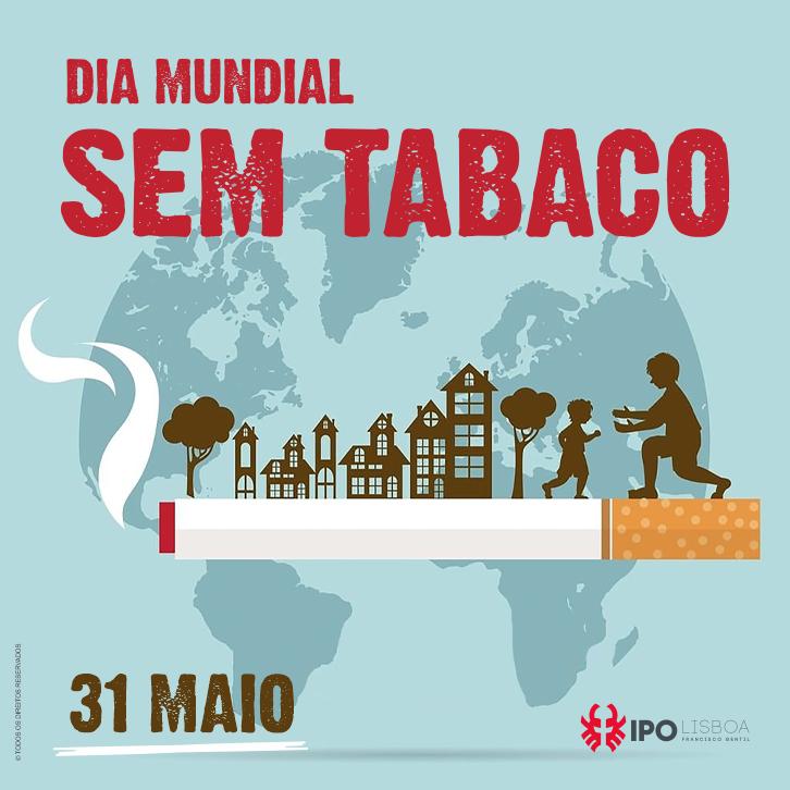 Diga não a todas as formas de tabaco