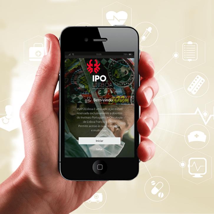 MyIPO Lisboa: a aplicação móvel dos doentes do IPO