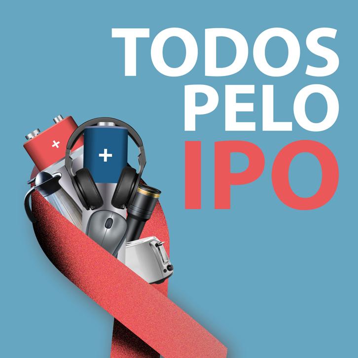 ERP Portugal doa equipamentos ao IPO
